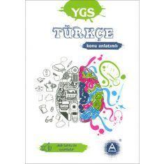 Ayayınları YGS Türkçe Konu Anlatımlı (2017)
