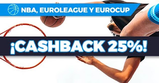 paston promo NBA Euroliga Eurocup hasta  14 abril 2021