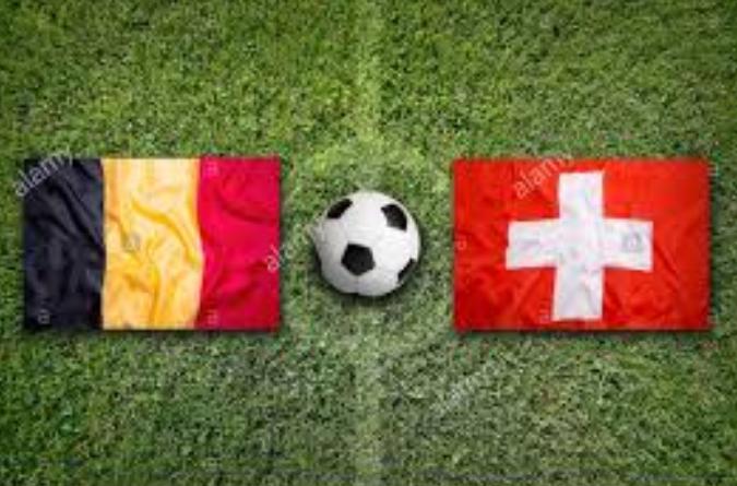 بلجيكا وسويسرا الموعد والتوقيت والمعلقين والقنوات الناقلة والبث المباشر