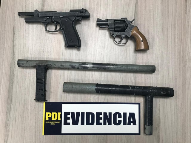PDI Evidencia