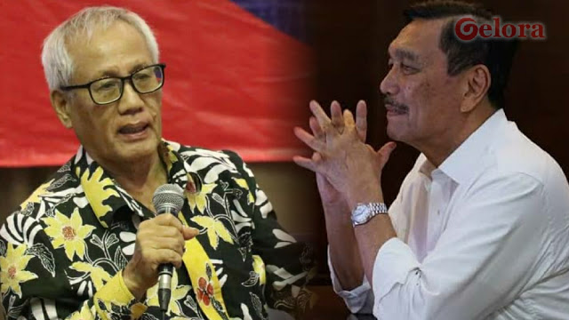 Tantangan LBP pada Pengkritik Utang Pemerintah Disanggupi Dosen Senior UI