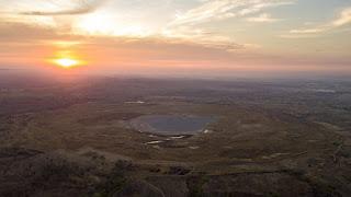 Fenomena Gunung Api Lumpur (Mud Volcano) Bledug Kesongo Dan Bledug Kuwu