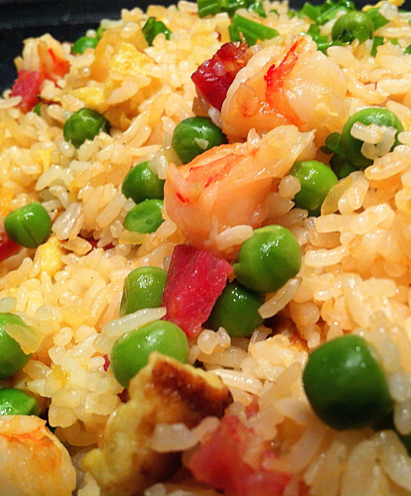 invitations aux voyages culinaires r26 riz cantonais la recette. Black Bedroom Furniture Sets. Home Design Ideas