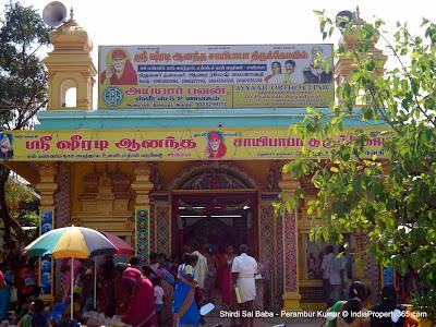 Shirdi Sai Baba - Temple - Avadi, Chennai - #15