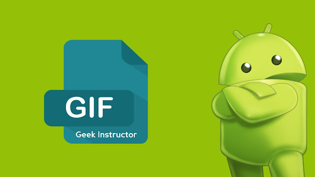 Create GIF from images or videos on Android