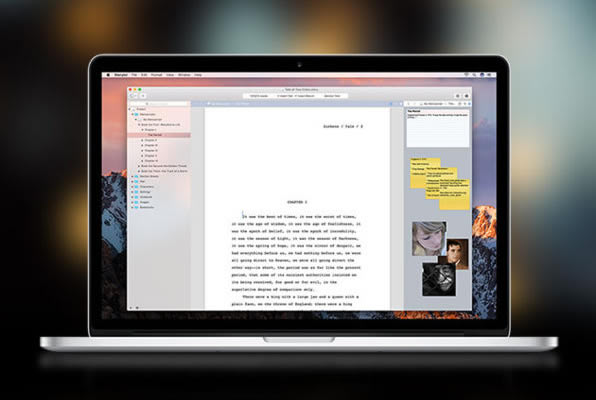 Storyist for Mac Discount Coupon
