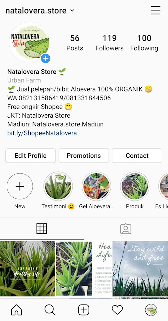 Kindly follow @natalovera.store 😁❤️