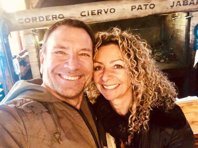 Karin Yanine relata su amor maduro a los 56 años