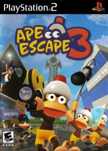 Download Ape Escape 3 (2005) PS2