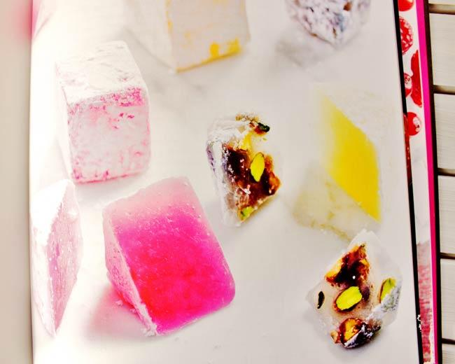 loukoums desserts bernard