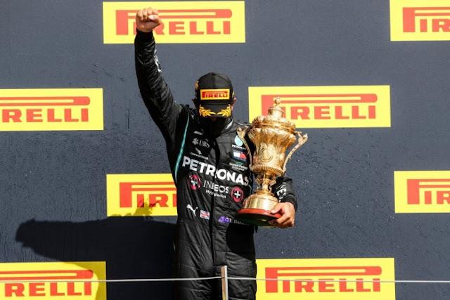 MUNDIAL FÓRMULA 1 2020 - Milagrosa victoria de Hamilton en Silverstone con Verstappen a sus espaldas