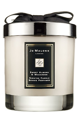 avis bougie sweet almond and macaroon jo malone