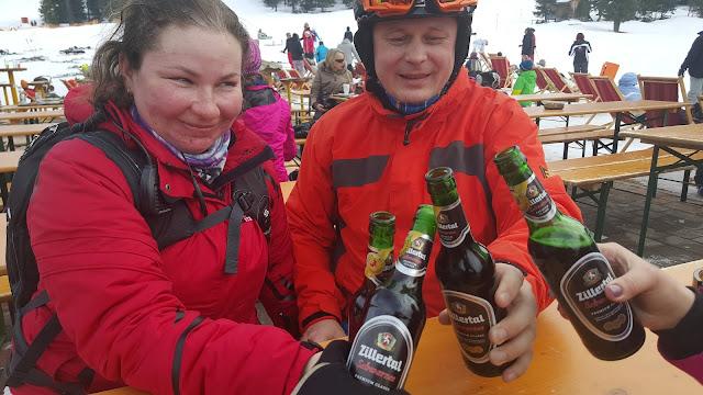 Русскоязычный горнолыжный инструктор Австрия Майрхофен Лех