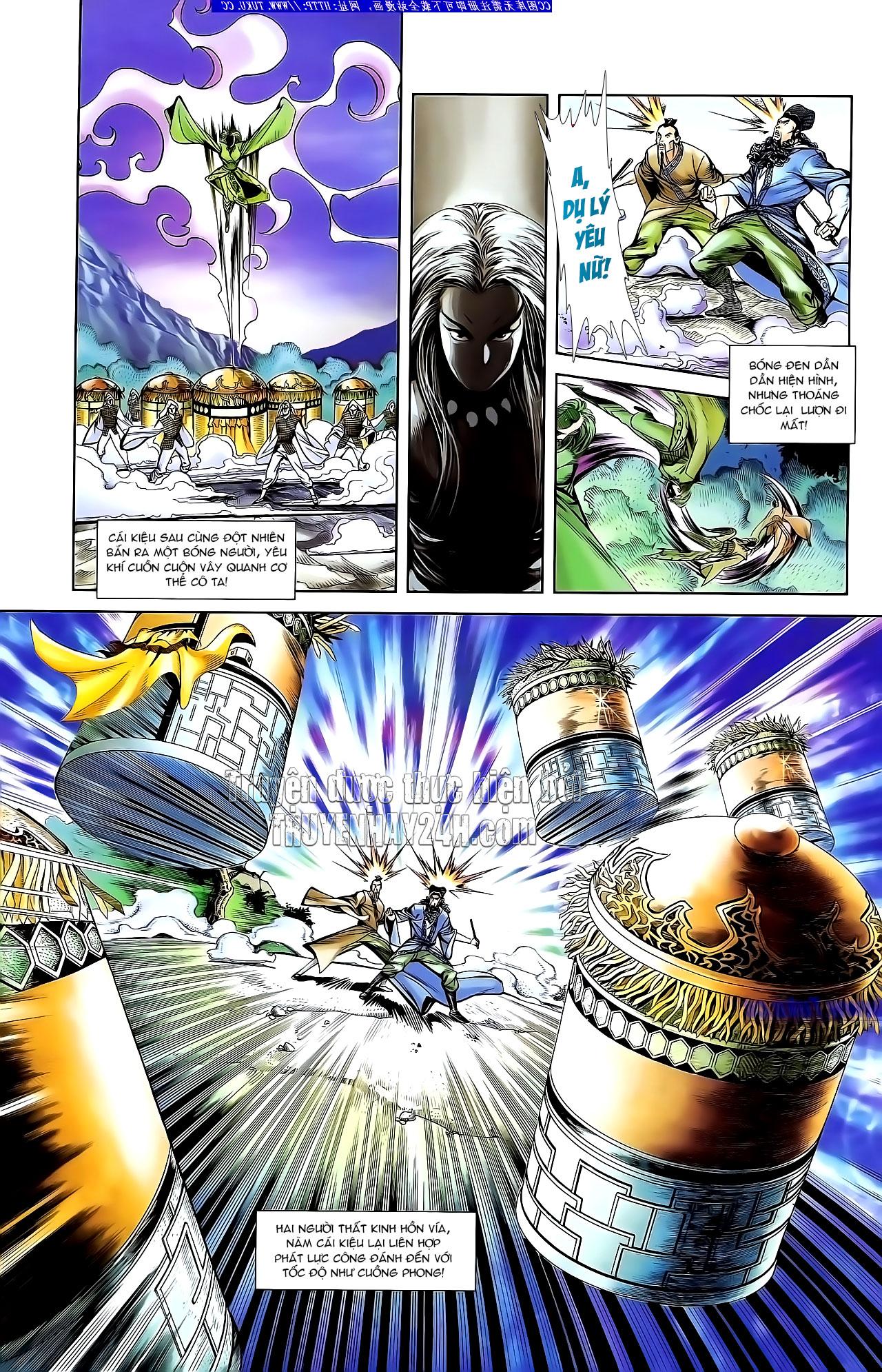 Cơ Phát Khai Chu Bản chapter 133 trang 24