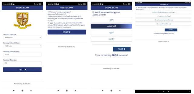 Download OSSAE (Sunday School) Exams Mobile App
