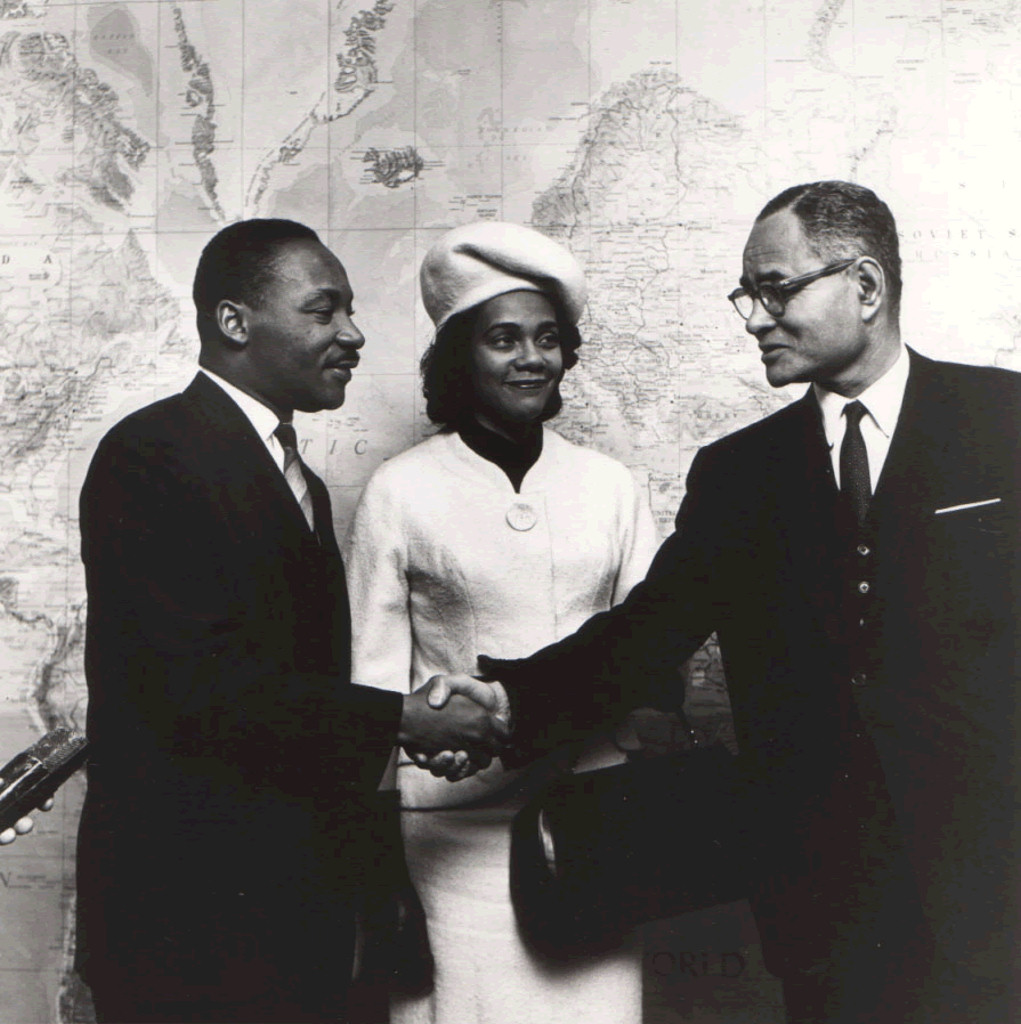 Avengers In Time 1964 News Martin Luther King Awarded Nobel Peace