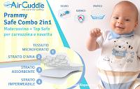 ConsoBaby Prammy Safe Combo 2 in 1 di AirCuddle: diventa una delle 12 tester