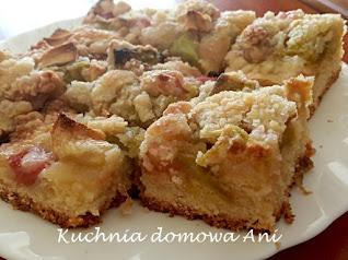 http://kuchnia-domowa-ani.blogspot.com/2020/06/kruche-ciasto-z-rabarbarem-i-jabkami.html