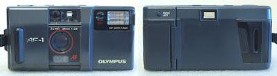 Olympus AF-1 (Zuiko 35mm F2.8 Lens) #360