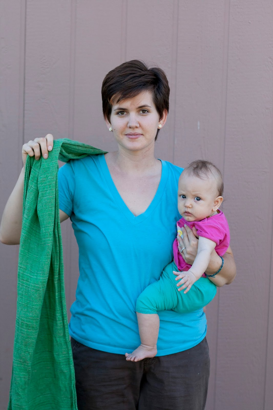Babywearing International Of Phoenix Carry Of The Month July Rear