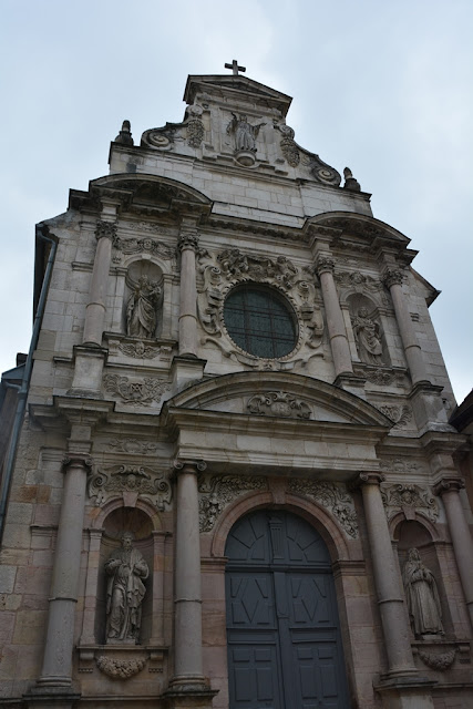 Dijon church