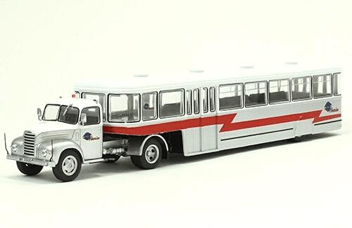 coleccion camiones articulados, camiones articulados 1:43, EBRO B-45 camiones articulados
