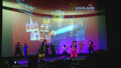 The Lego Movie 4D, A New Adventure | Terbaru di Legoland Malaysia