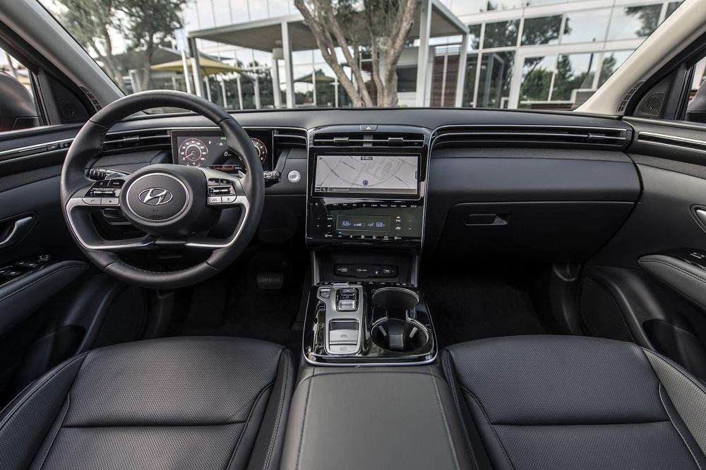 Hyundai Tucson 2022 - Đột phá về thiết kế và công nghệ