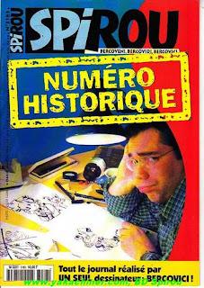 Bercovici numéro historique sur yakachiner.com