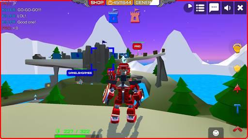 Download Armored Squad: Mechs vs Robots Mod Apk Unlimited Money
