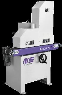 flat surfaces metal finishing machine