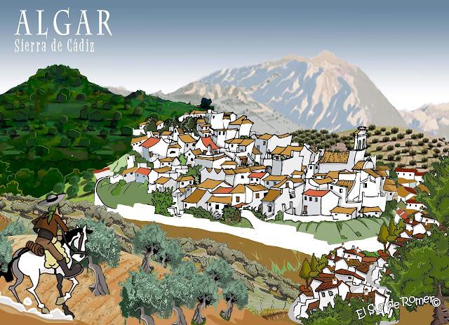 """img src=""""Algar.jpg"""" alt=""""pueblos blancos en dibujo""""/>"""