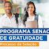 Programa SENAC de Gratuidade 2020 oferece vagas para cursos profissionalizantes gratuitos em todo Brasil
