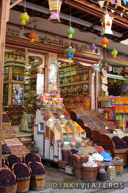 Mercado de Asuán