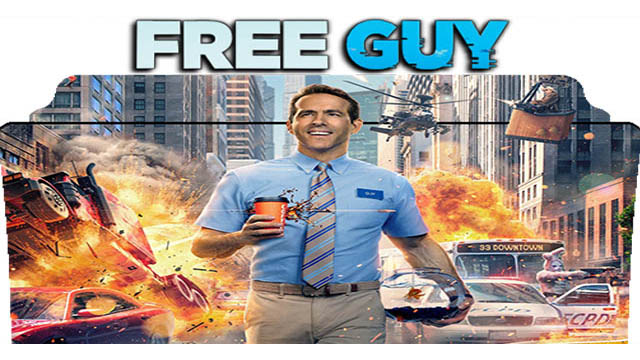 Free Guy (2020) Hindi | English Full Movie Download Free