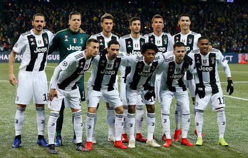 تشكيل يوفنتوس أمام سبال في الدوري الإيطالي