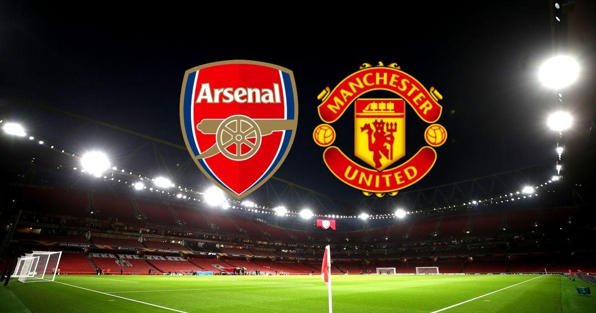 Susunan Pemain Arsenal vs Manchester United #ARSMUN