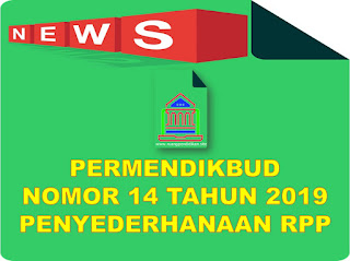 permendikbud no 14 tahun 2019