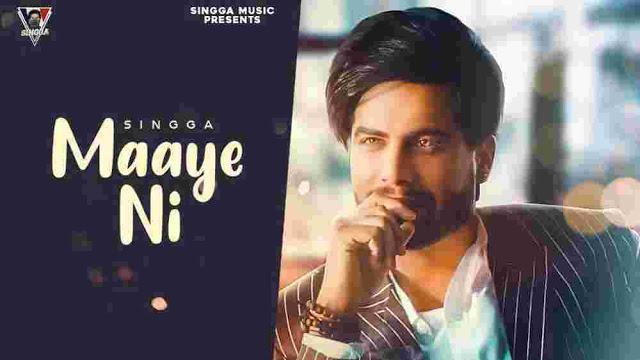 Maaye Ni Lyrics in English :- Singga | Yaadi