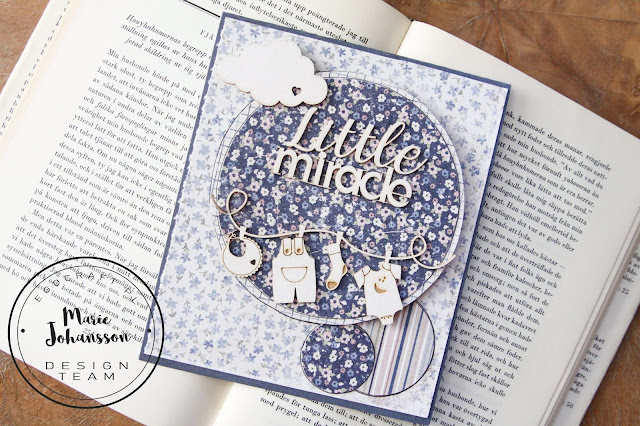"""Card """"Little Miracle"""""""
