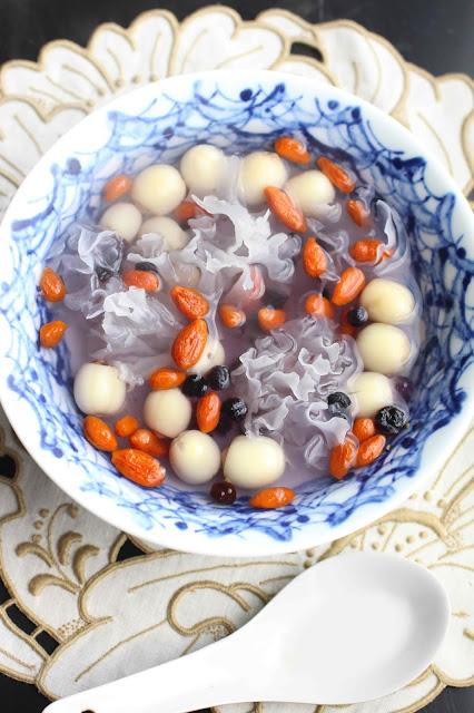 soupe sucree chine goji