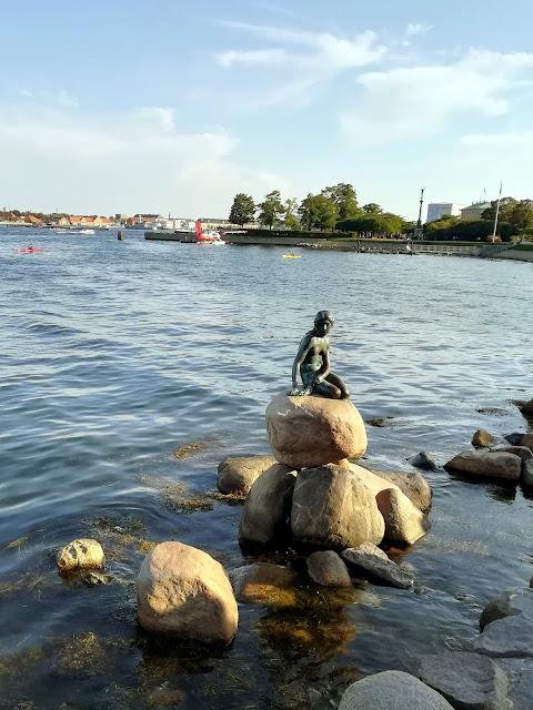Kopenhaga - syrenka