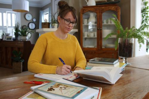 Planning the homeschool year