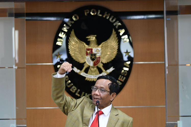 Ini Penyebab Kondisi Hukum di Indonesia Kacau Balau Menurut Mahfud MD