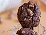 Cookies de Frutos Secos Chocolate y Naranja