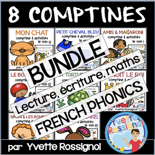 https://www.teacherspayteachers.com/Product/8-comptines-et-activites-pour-les-sons-francais-I-French-phonics-BUNDLE-1795646