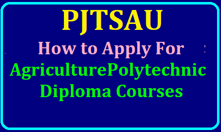 How to Apply for Telangana-PJTSAU-Agriculture-Polytechnic-Admissions 2019 (Diploma Courses)/2019/06/ts-pjtsau-how-apply-for-agriculture-polytechnic-diploma-course-admissions-online-application-form-www.pjtsau.edu.in.html