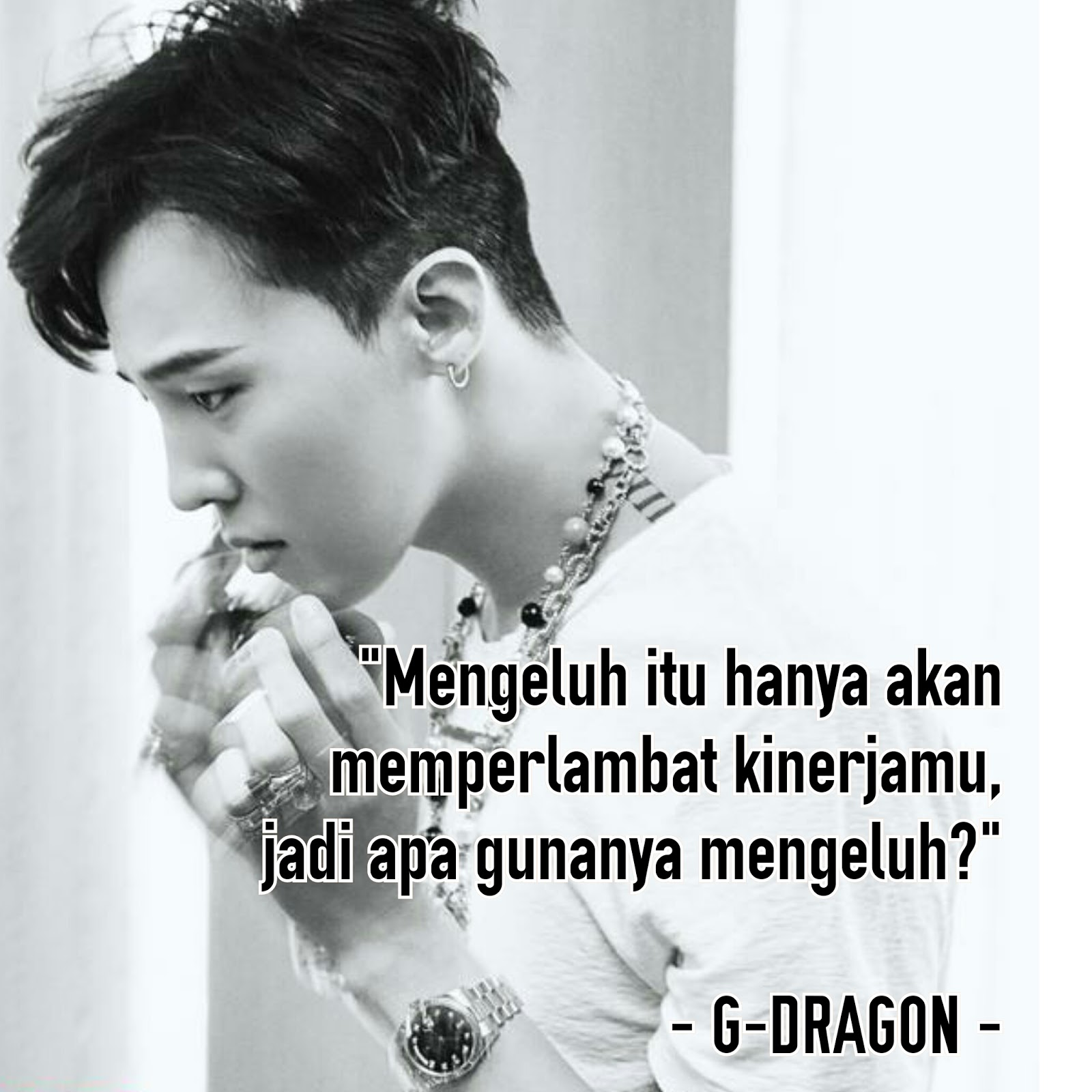 Kata Kata Mutiara G Dragon