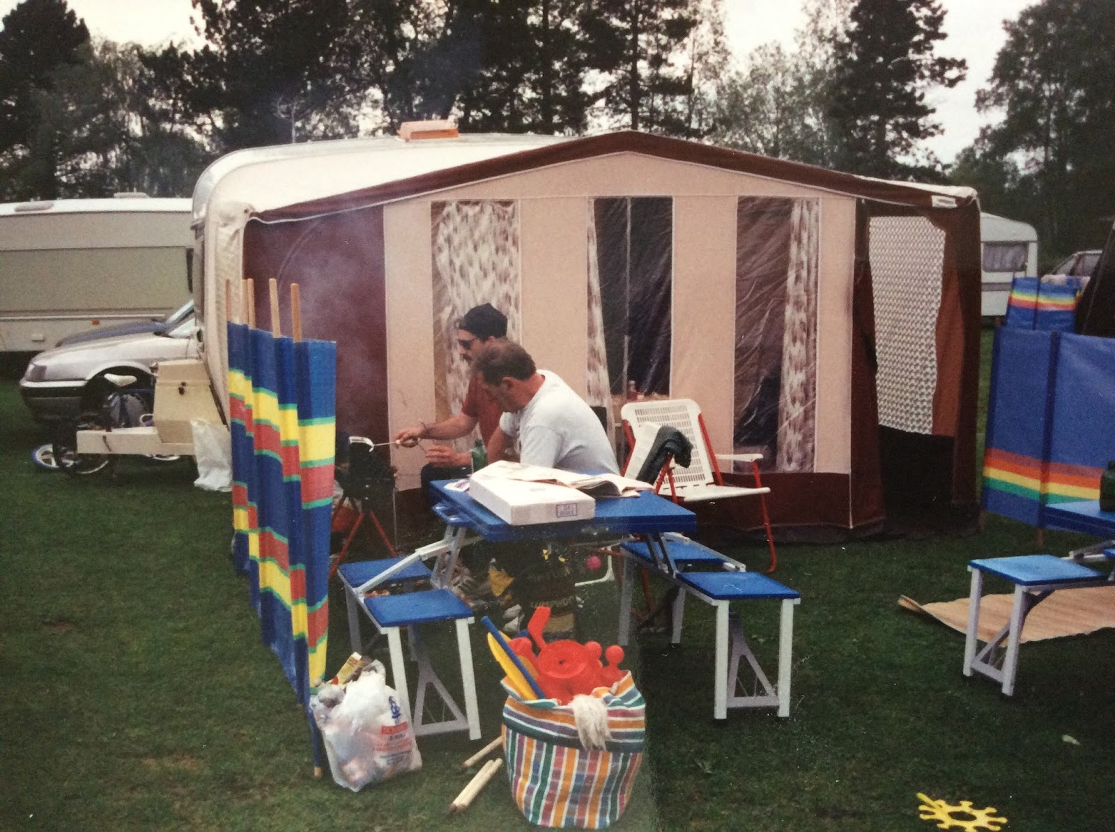 Family Caravan Holidays in the UK