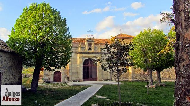Ermita de El Caloco - AlfonsoyAmigos